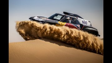 Duo will be behind the wheel of two MINI JCW Buggies at the 2021 Dakar Rally