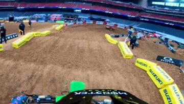 2021 Monster Energy Supercross Round 1 GoPro Track Preview – Adam Cianciarulo