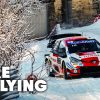 Epic Action From Rallye Monte-Carlo | WRC 2021