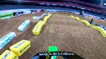 GoPro Track Preview – Houston 3