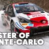 Sebastien Ogier Masters Snow and Ice to Win His 50th Rally | WRC 2021