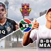 B-Boy Toufeeq vs. B-Boy Meaty   Red Bull BC One Cypher Cape Town 2021   South Africa