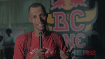 B-GIRL LEE AND B-BOY DA VINCI TO REPRESENT OUDTSHOORN AT THE RED BULL BC ONE NATIONAL FINALS