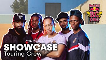 Touring Crew BREAKING Showcase   Red Bull BC One Cypher South Africa 2021