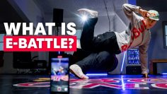 Breakers show 'What is Red Bull BC One E-Battle?'