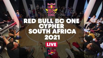 Red Bull BC One Cypher South Africa 2021 | LIVESTREAM