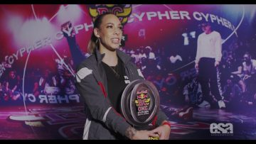 THE RED BULL BC ONE NATIONAL FINAL WINNERS ANNOUNCED