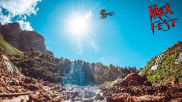 DARKFEST 2021 – First Sessions and Full Course Ridden!