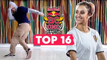 Top 16 Red Bull BC One E-Battle Breakers To Meet Right Now