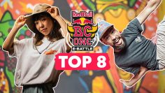 TOP 8 Breakers Competing LIVE at Red Bull BC One E-Battle 2021 | Official Announcement
