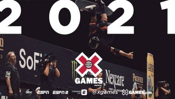 WELCOME TO CATF   X Games 2021