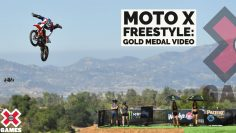 GOLD MEDAL VIDEO: Moto X Freestyle   X Games 2021