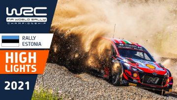 HIGHLIGHTS Stages 19-23 / WRC Rally Estonia 2021