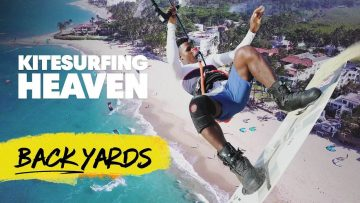 The Caribbean Island Which Is Kiteboarding Heaven | Red Bull Backyards