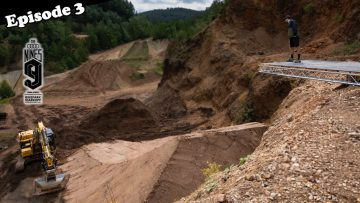 AUDI NINES MTB 2021 – Building the Ultimate Quarry Freeride Playground Continues! Episode 3