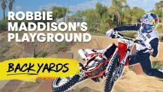 Turning A Front Lawn Into An FMX Track   Robbie Maddison's Red Bull Backyards Ep.12