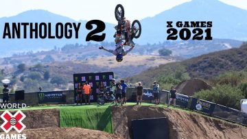 X GAMES 2021 ANTHOLOGY: Part 2   World of X Games