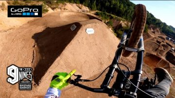 AUDI NINES MTB 2021 – FIRST SESSIONS and GoPro Course Preview!