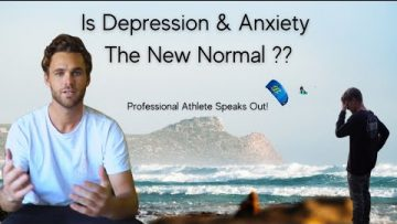 Is Depression & Anxiety The New Normal? An Athlete Speaks Out