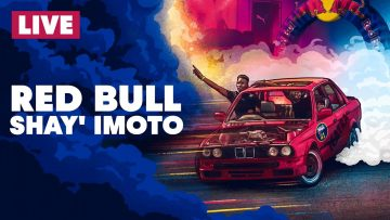 Red Bull Shay' iMoto LIVE