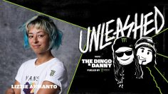 Lizzie Armanto, Women's Skateboarding Pioneer and Olympic Athlete – UNLEASHED Podcast E15