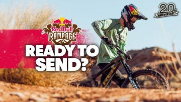 Prepping For The Biggest MTB Show on Earth | Red Bull Rampage 2021