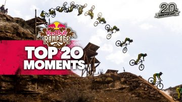 Red Bull Rampage Iconic Moments for the History Books