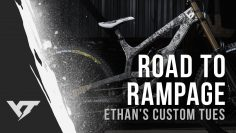 Road To #Rampage 🤯 | Ethan Nell's Custom #TUES
