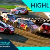 World RX Semi and Final Highlights : Benelux World RX of Spa Francorchamps 2021 : Belgium Rallycross